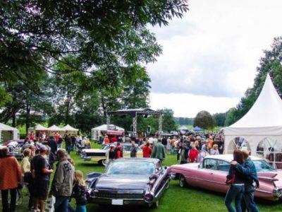 US car classics, schloss diedersdorf