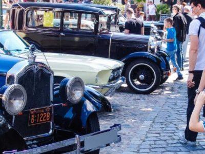 US Car classics, Oldtimer Messer Berlin Brandenburg